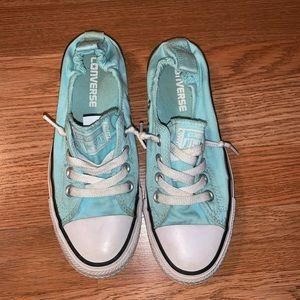 Converse Aqua Slip on shoes